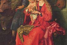 Pinturas de Martin Schongauer - Gótico