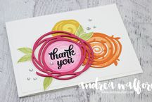 Stampin' Up! Cards by Andrea