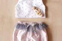 children's outfit options and ideas (GIRL)