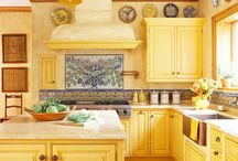 kitchens / by mellissa meade