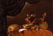 Baschenis: fine arts & musical instruments