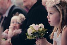 Wedding - Flower Girl / by Pierre Mardaga