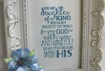 """My Heart . . . loves Heartfelt Creations! / Creating with gorgeous stamps and dies from """"Heartfelt Creations"""""""