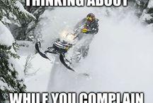 Four Wheelers n' Snowmobiles