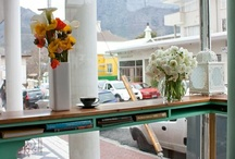 South African trendy cafes, bars & eateries
