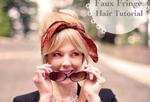 Hairstyles, Accessoires, Body,DIY,...