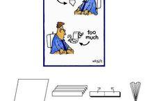 toilet ruller ideer