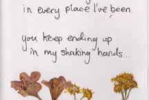 lyrics. /