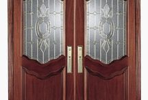 DOORS / We carry a door for every budget and every application.
