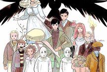 sirotčinec slečny Peregrinovè pro podivné děti