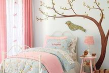 Ideas for Kayleigh's Room / by Kandis Gray