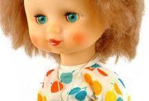 Куклы / Советские игрушки из детства - http://samoe-vazhnoe.blogspot.ru/
