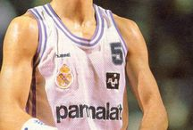 Drazen Petrovic  / Dražen Petrović (October 22, 1964 – June 7, 1993)