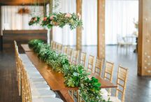 Reception - Bridal Table