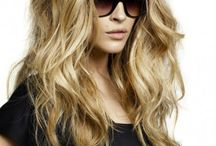 Inspirational Hair / Hair styles to inspire fashion forward boudoir shoots.