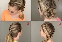 Braided hairstyles to try / Hairstyles for long hairs