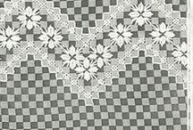 bordado em xadres
