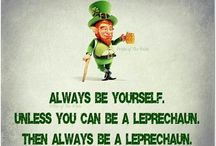 Because Irish, that's why / by Cortney Hand