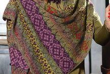 Knitting Fair Isle...
