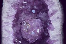 amethyst cathedrals, clusters, geodes and other minerals
