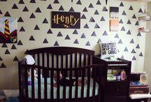 Harry Potter nurseries
