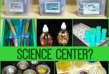 Science: Pre k- 2nd / Science lessons, books, activities for pre-k thorugh 2nd grades / by Diving Into Learning