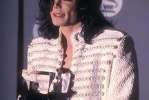 Michael's hair
