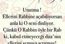 dualarım ❤