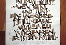 Calligraphy Art / Art