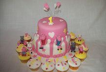 Children's cakes (mine) / Novelty cakes for children's birthdays