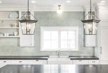 Interior Design - Kitchens / by Tracy Potter