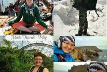 Mada Travels - Blog / https://madatravels.blogspot.com here you can find pins  from my Travel Blog    Tutaj można znaleźć przypięte posty z mojego Bloga o Podróżach { english / polski }