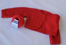 chaquetitas bebé