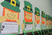 st pats day / by Sue Lemley