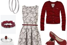 Christmas Style  / Heading to a few Christmas parties this festive season? Why not treat yourself to a few new outfits. Here's some style inspiration for those all important party looks.