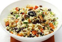 Gourmet Vegetarian / Yummy vegetarian meal ideas