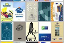 Hotel Key Cards / Key cards from hotels around the world.