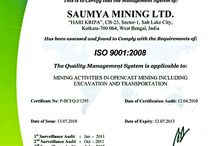 Saumya Mining Limited Awards