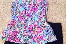Spring and Summer Outfits / Outfits for the warmer months / by Mary Katherine South