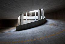 Salamanca, Spain Edificio administrativo de usos múltiples Sanchez Gil arquitectos / Garage