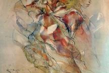 Gary Benfield...malarstwo
