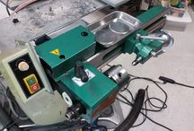 Ozark Woodworker Shop / This board contains pictures from our shop Ozark Woodworker. We have lots of different machines for wood and metalworking, and we also build our own CNC machines.