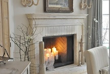 fireplace ideas / by Taylor Greenwalt Interiors