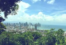 Living in Panama City