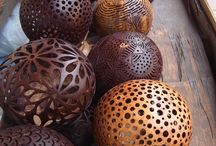 Coconut Art
