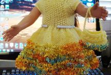 American Girl Knit and Crochet Patterns / by Ruth Burkhardt