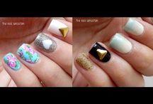 Nail Art Tutorial & Video