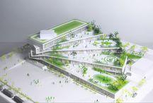 建築設計 平面計画アイデア