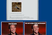 Tom fucking hiddleston