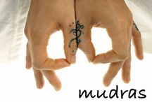 Mudras / Healing Energies / Mudras can promote health in mind, body and spirt.